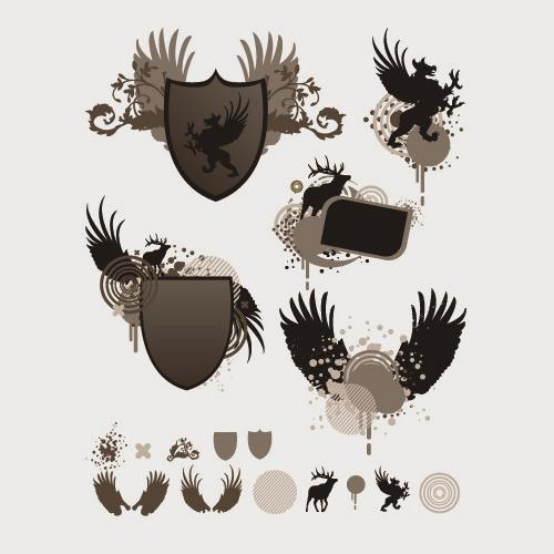 30 Creative Brush Sets for Adobe Illustrator | print24 Blog