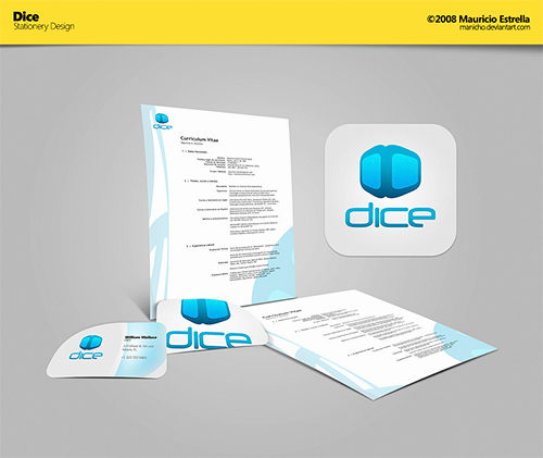 Corporate Identity – 55 examples of amazing Corporate Designs ...