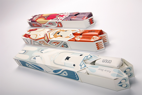 44 amazing package designs   print24 Blog