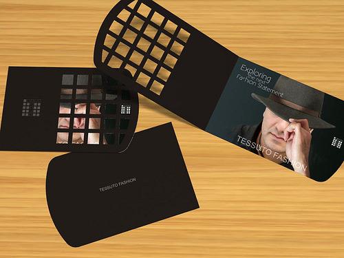 tessuto fashion - Brochure Design Ideas