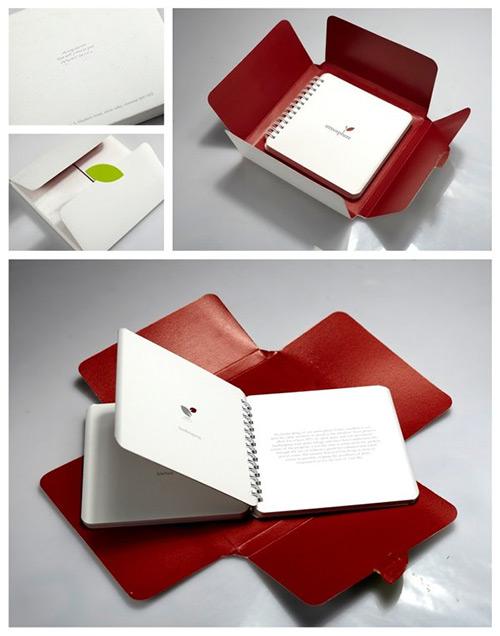 real estate brochure design inspiration - 44 creative brochure designs print24 blog