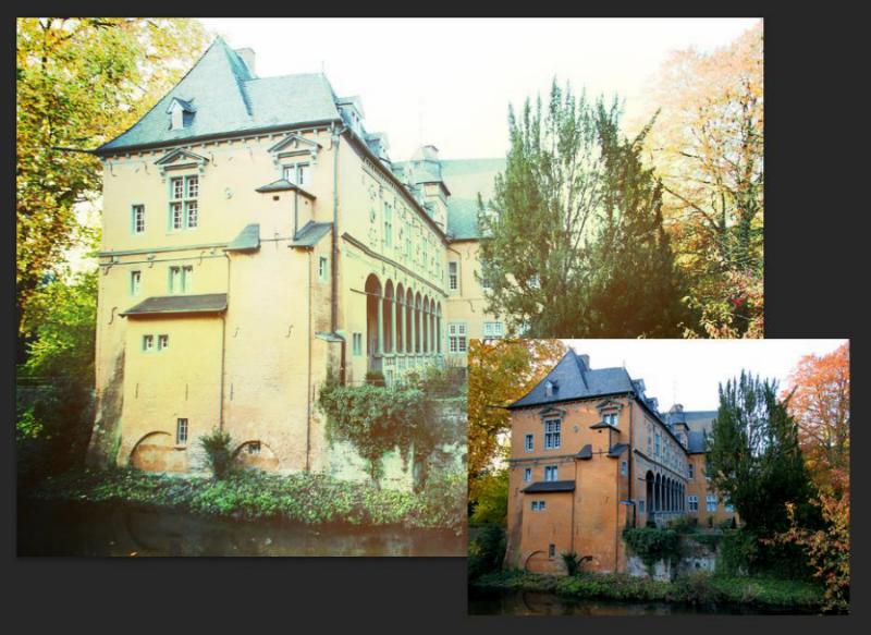 Photoshop Cs6 Retro Effekte Fotos Richtig Alt Aussehen Lassen