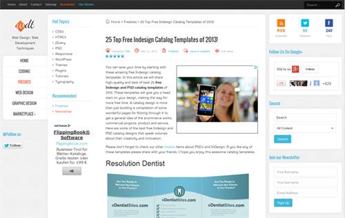 30 großartige InDesign-Tutorials und 10 InDesign-Templates | print24 ...