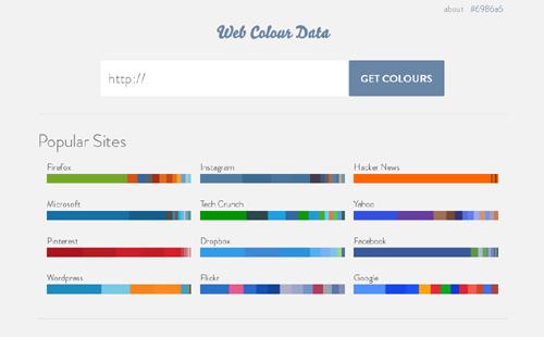 mit web colour data farben und farbwerte aus bestehenden webseiten ermitteln print24 blog. Black Bedroom Furniture Sets. Home Design Ideas