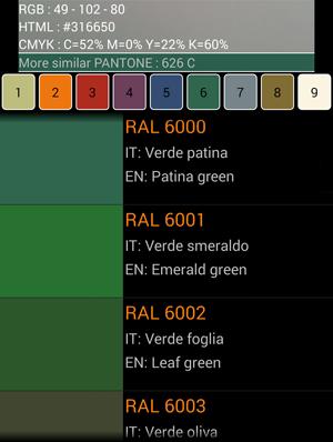 farbsystematik der hks druckfarben und ral farben print24 blog. Black Bedroom Furniture Sets. Home Design Ideas