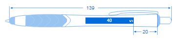 Datenblatt Touchscreen-Kugelschreiber